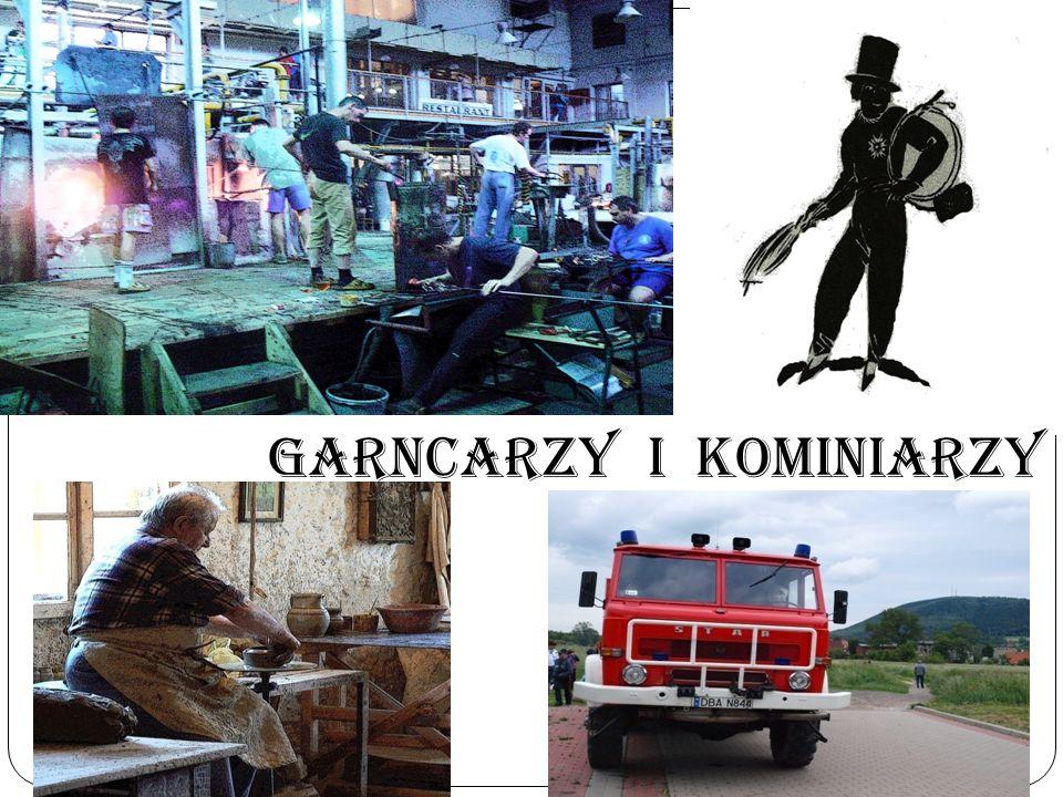 GARNCARZY I KOMINIARZY