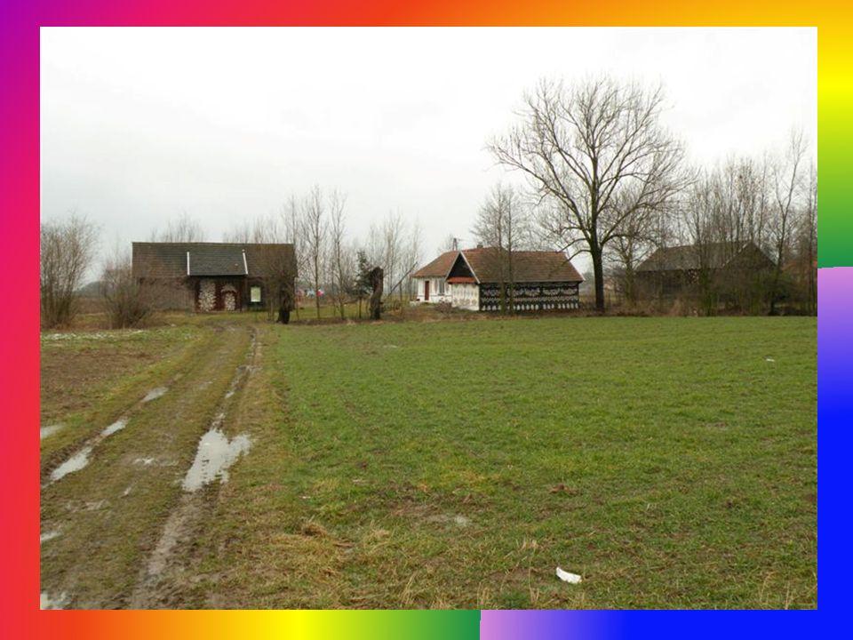 W tej niewielkiej wsi znajdują się drewniane domy, zdobione przez miejscowe malarki, bajecznie kolorowymi motywami kwiatowymi.