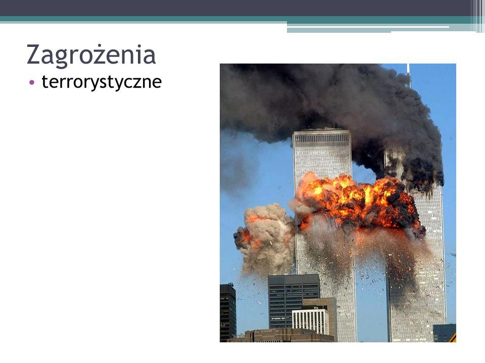 Zagrożenia terrorystyczne