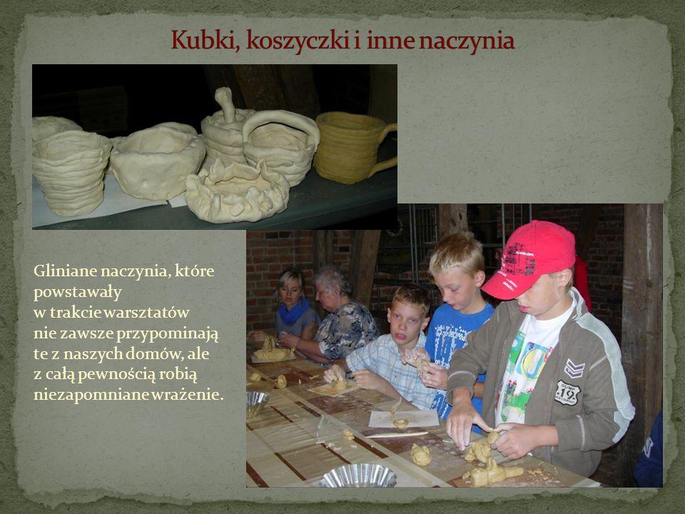 Nasze prace zaprezentowane zostały w Muzeum.