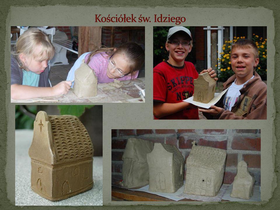 W warsztatach brały również udział przedszkolaki z krobskiego przedszkola.