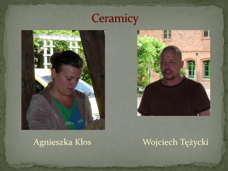 Wojciech TężyckiAgnieszka Kłos