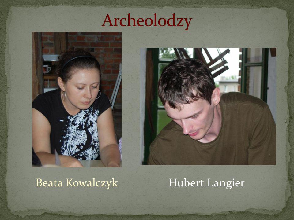 Beata KowalczykHubert Langier