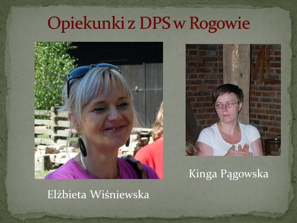 Kinga Pągowska Elżbieta Wiśniewska