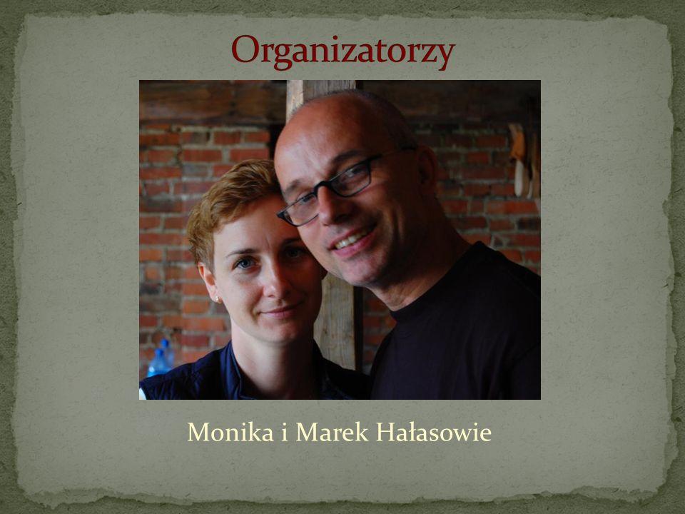 Monika i Marek Hałasowie