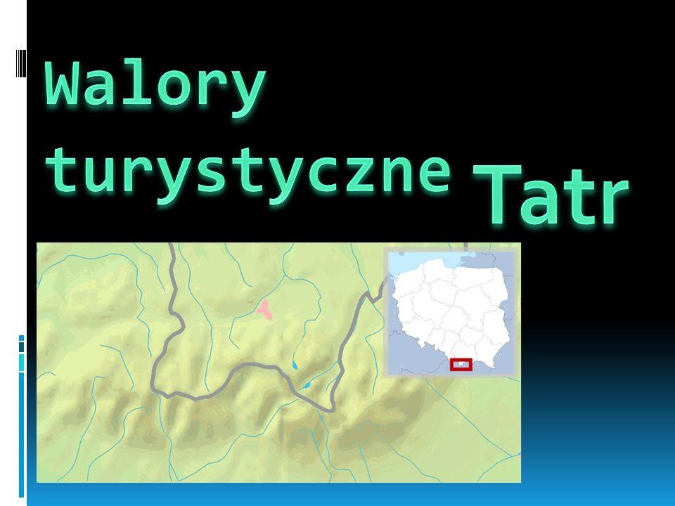 najwyższe pasmo w łańcuchu Karpat.