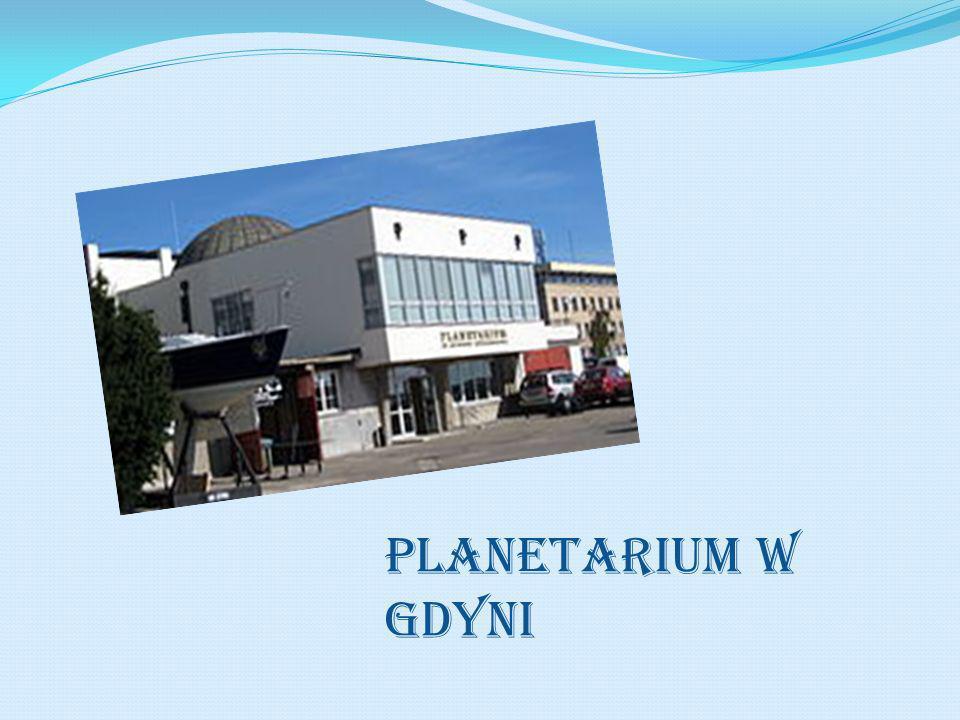 Planetarium w Gdyni
