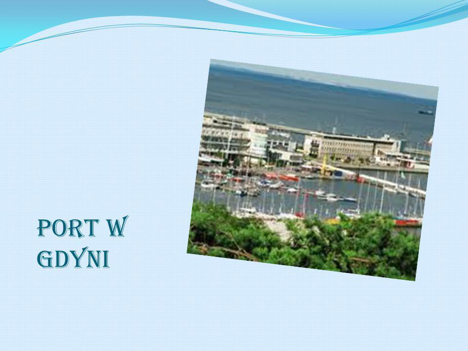port w Gdyni