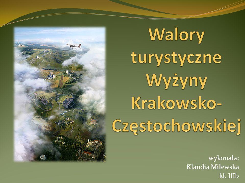 Wyżyna Krakowsko-Częstochowska– makroregion geograficzny położony w południowej Polsce.