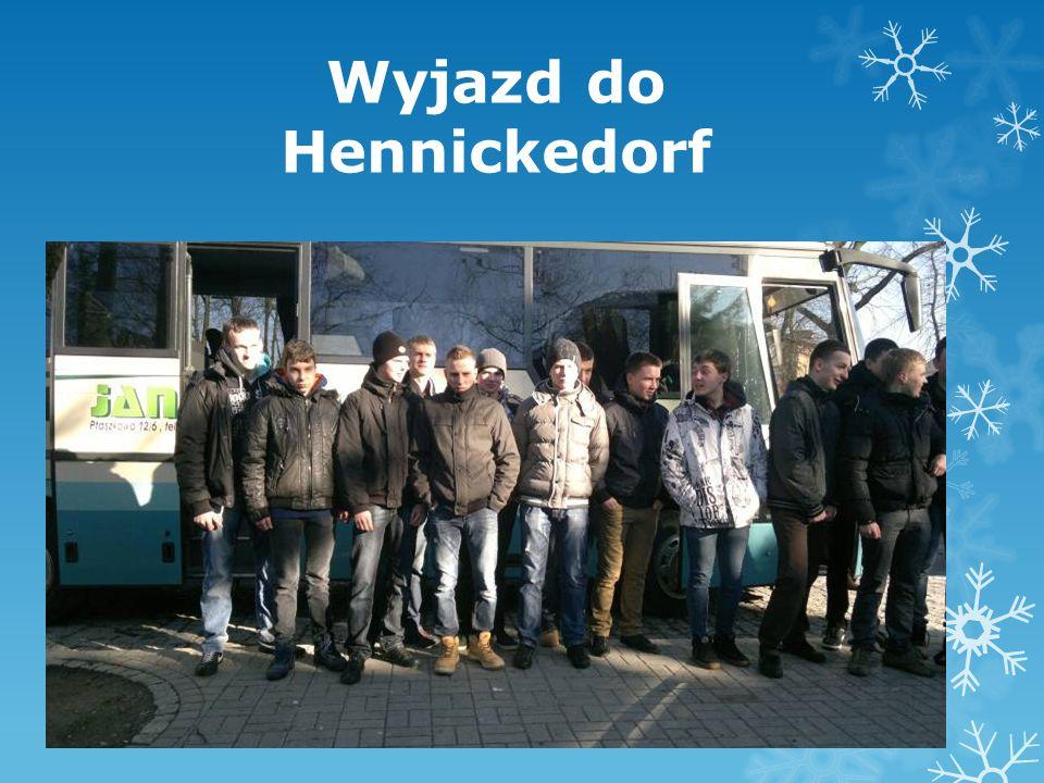 Wyjazd do Hennickedorf
