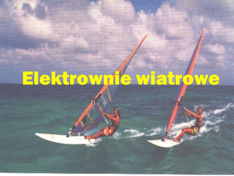 Do naturalnych źródeł energii zaliczamy: -elektrownie wiatrowe, -elektrownie wodne, -elektrownie jądrowe, -elektrownie słoneczne, -elektrownie geoterm
