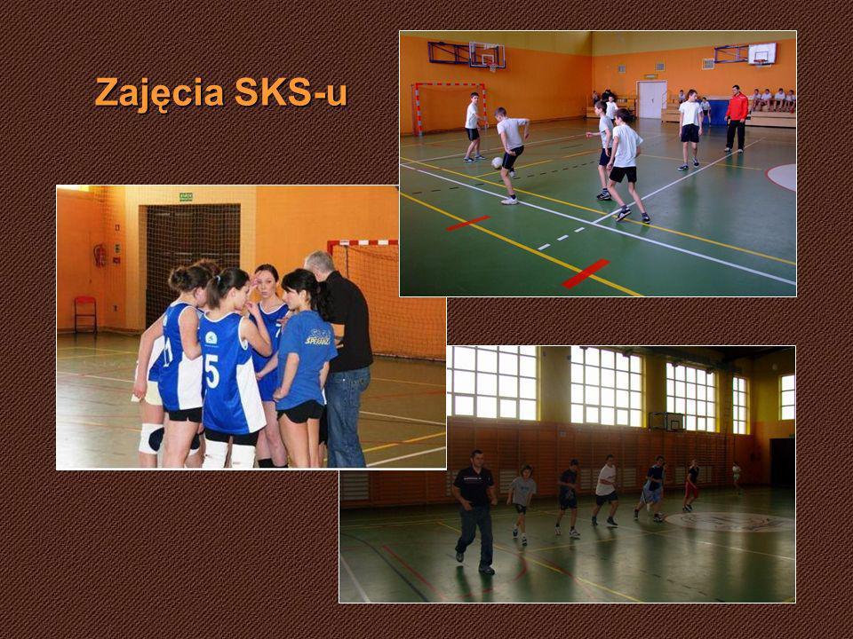 Zajęcia SKS-u