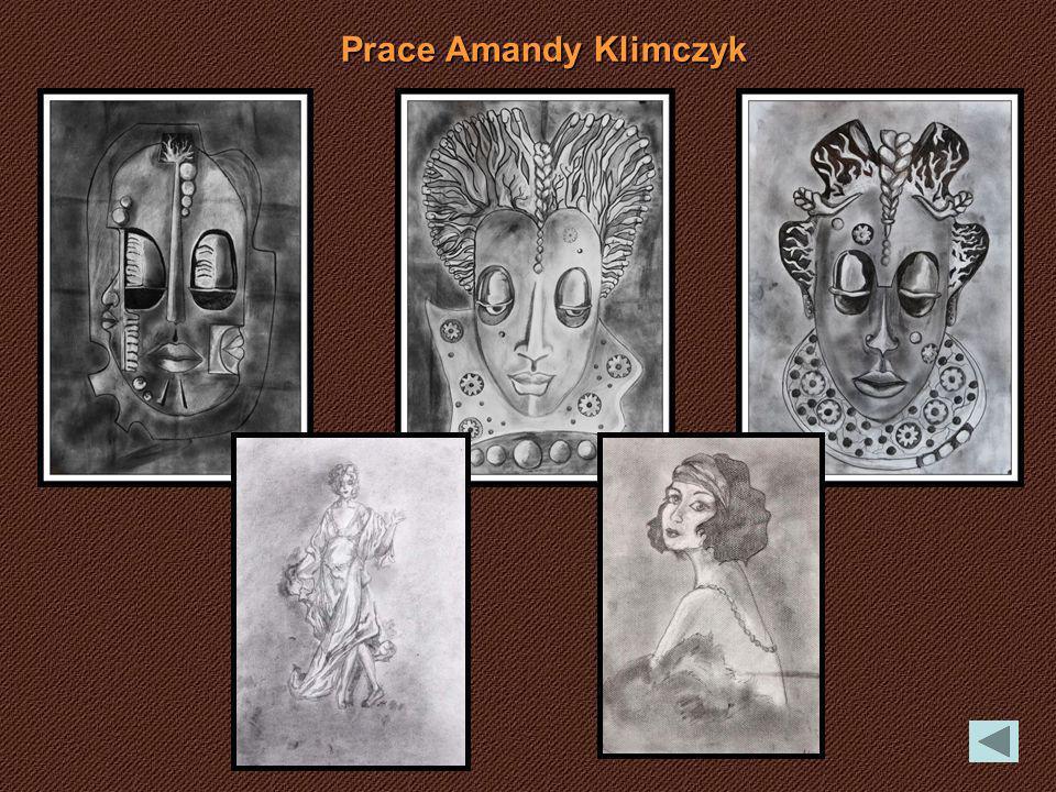Prace Amandy Klimczyk