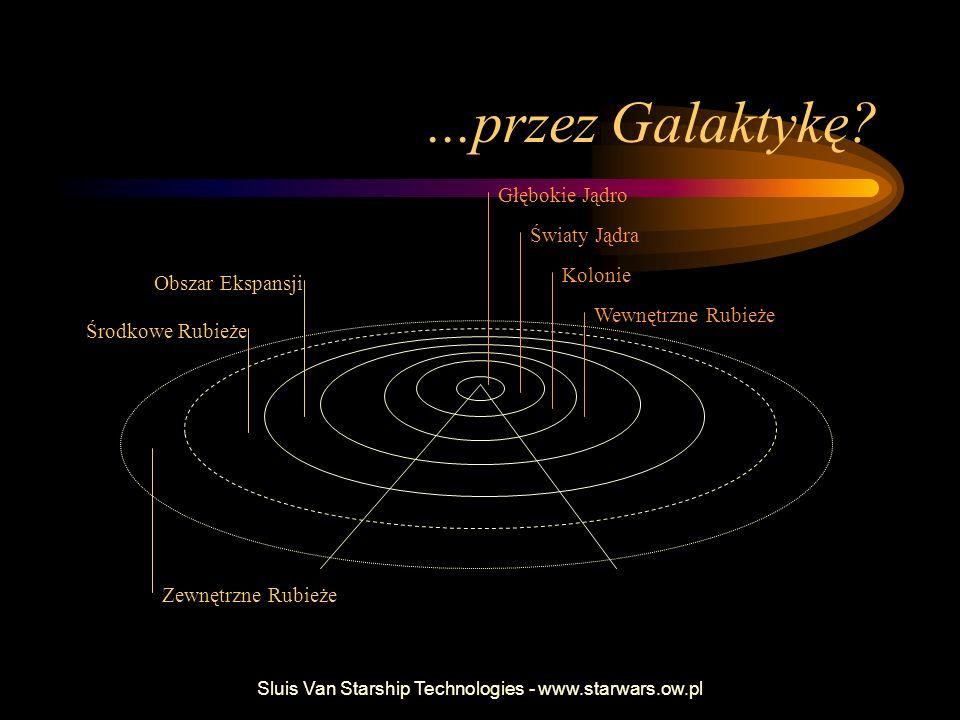 Sluis Van Starship Technologies - www.starwars.ow.pl...przez Galaktykę.
