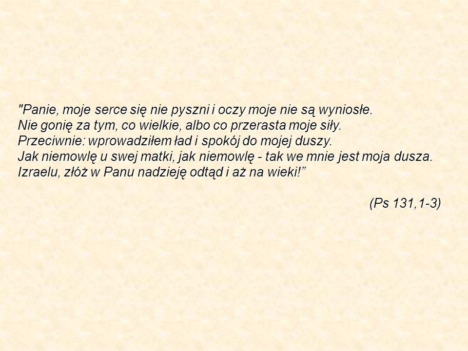 11.J EZUS DO KRZYŻA PRZYBITY Pan światłem i zbawieniem moim: kogóż mam się lękać.