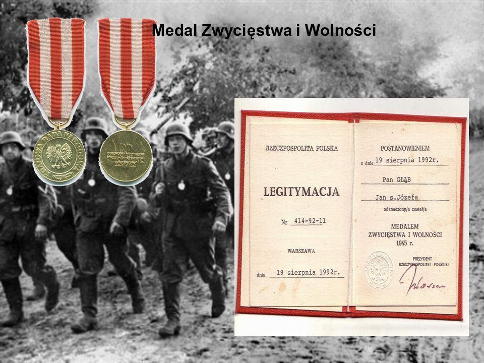 Medal Zwycięstwa i Wolności