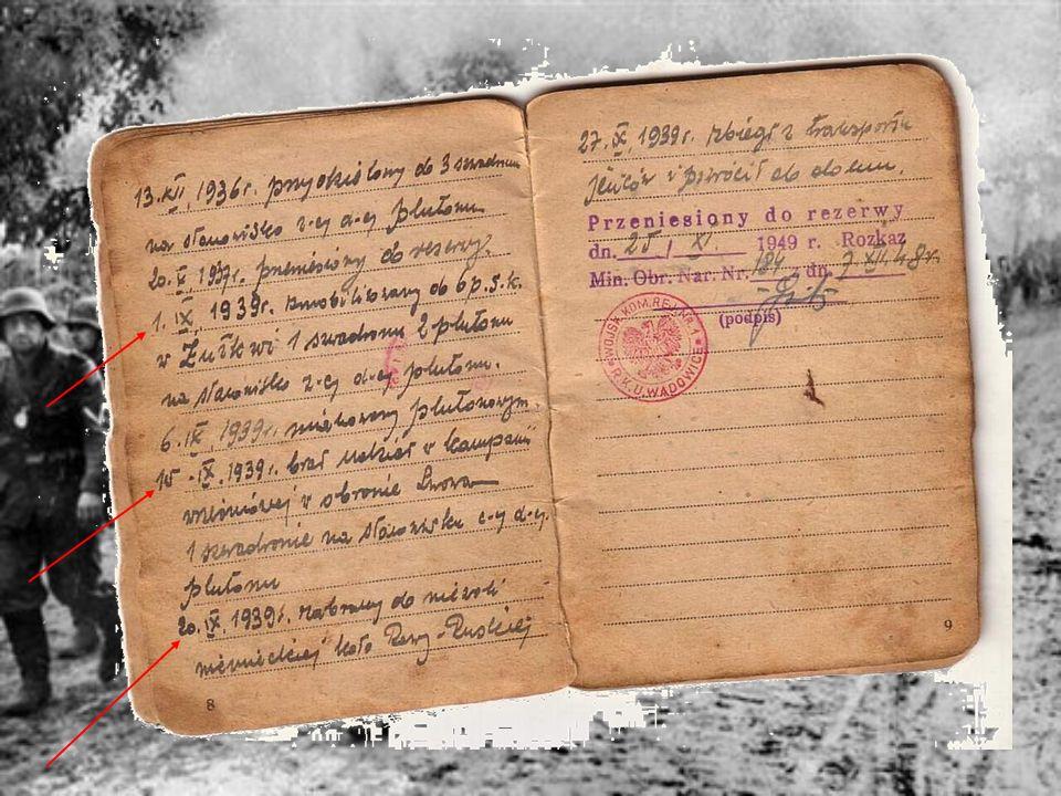 Służba w AK Jan Głąb był łącznikiem na placówce w Grodzisku numer siedem.