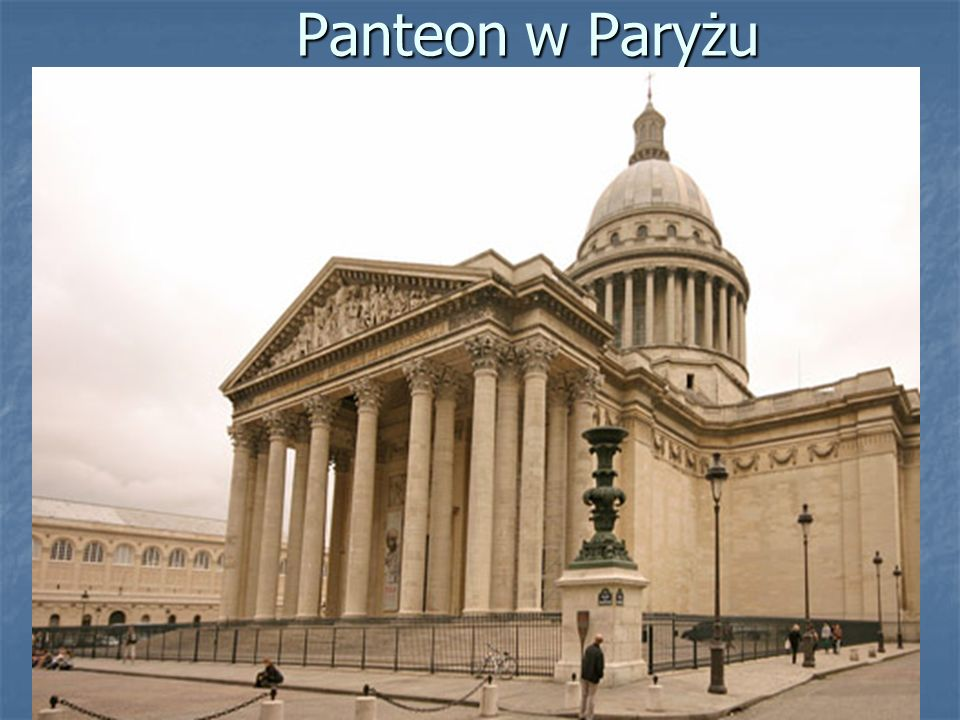 Panteon w Paryżu