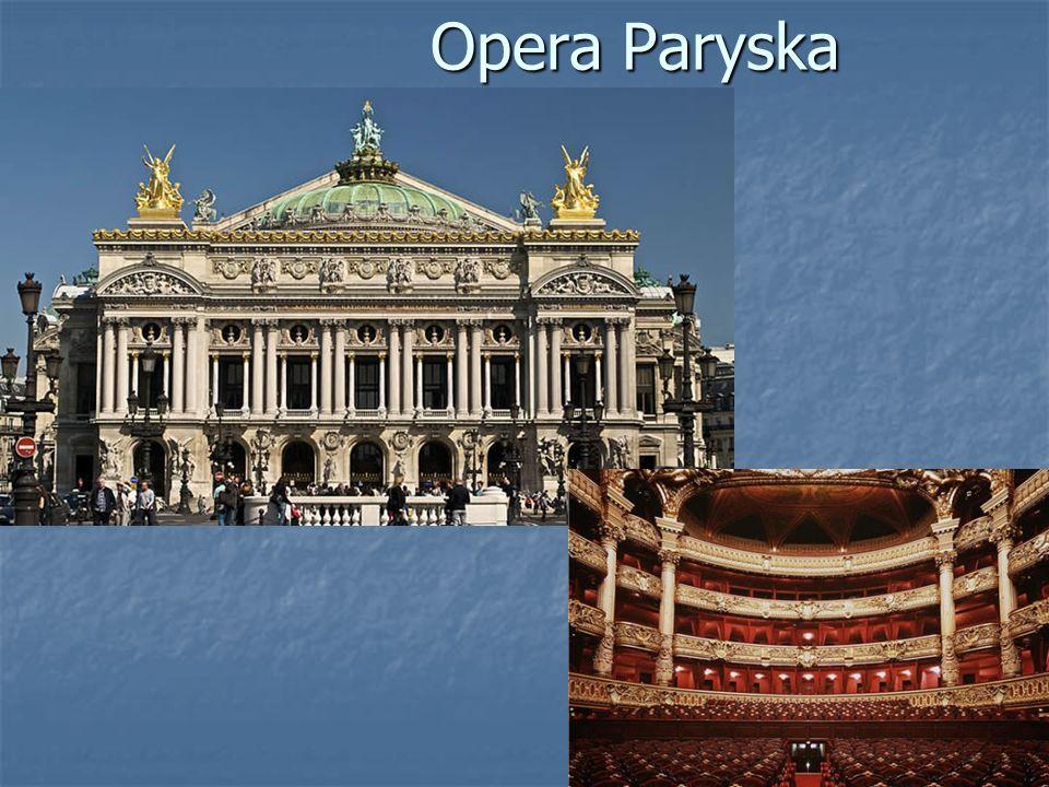 Opera Paryska Opera Paryska