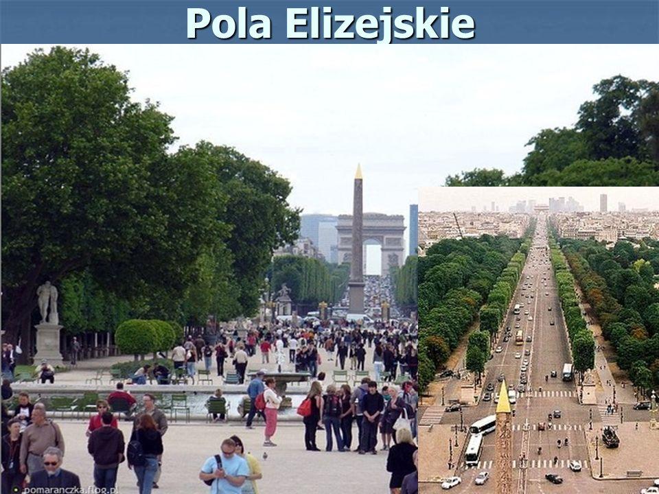 Pola Elizejskie