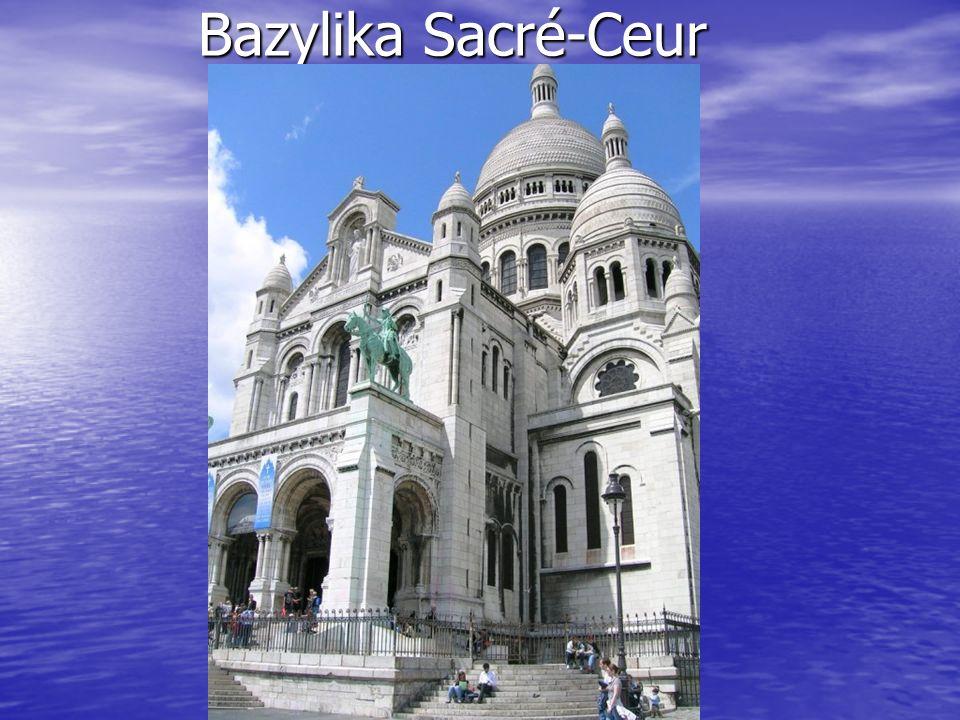 Bazylika Sacré-Ceur Bazylika Sacré-Ceur