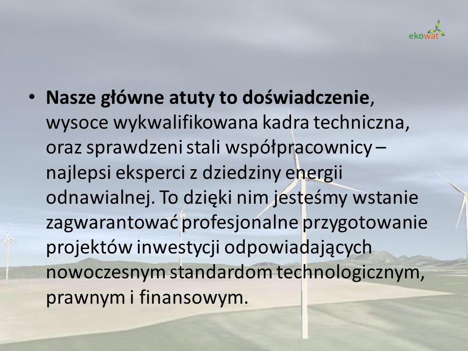 Farma Wiatrowa MIŁKOWICE Planowana inwestycja stanie na terenie gminy Miłkowice.