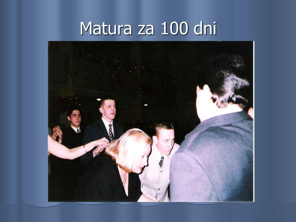 Matura za 100 dni