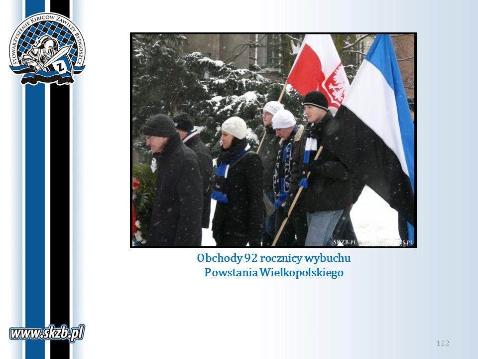 Obchody 92 rocznicy wybuchu Powstania Wielkopolskiego 122