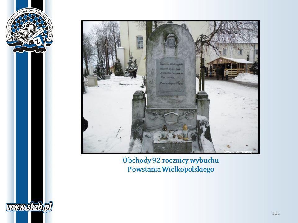 Obchody 92 rocznicy wybuchu Powstania Wielkopolskiego 126
