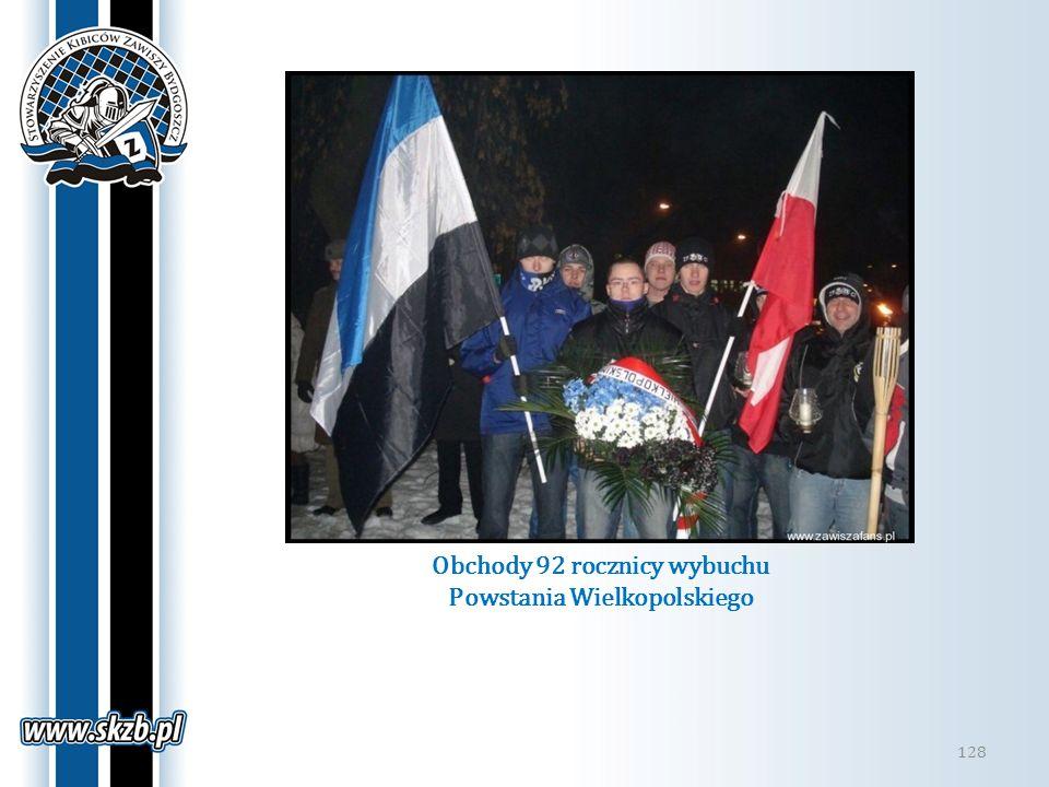 Obchody 92 rocznicy wybuchu Powstania Wielkopolskiego 128