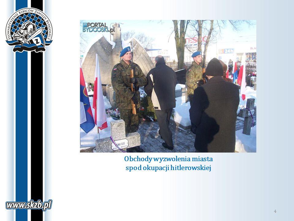 Obchody wyzwolenia miasta spod okupacji hitlerowskiej 4