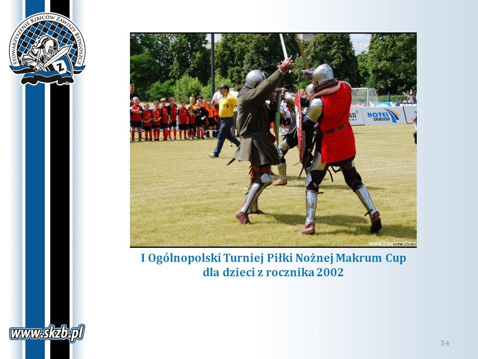 I Ogólnopolski Turniej Piłki Nożnej Makrum Cup dla dzieci z rocznika 2002 54
