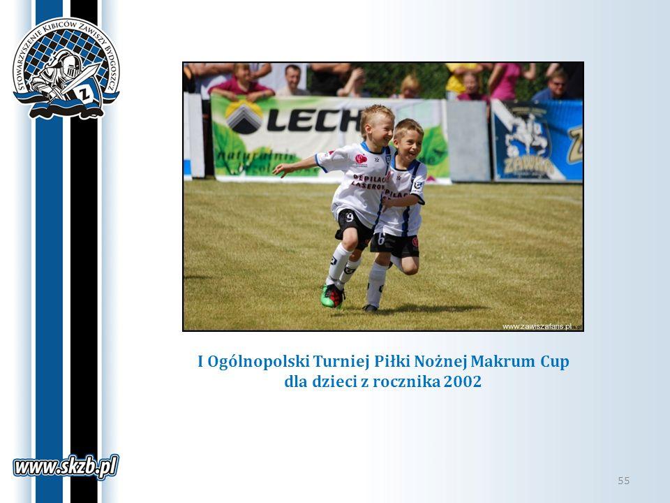 I Ogólnopolski Turniej Piłki Nożnej Makrum Cup dla dzieci z rocznika 2002 55