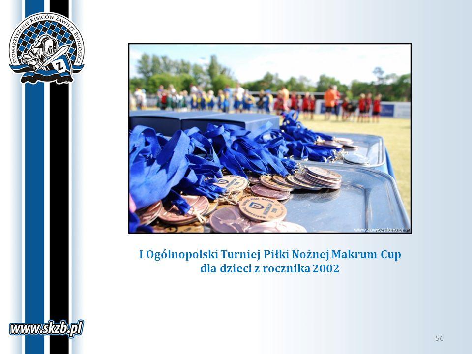 I Ogólnopolski Turniej Piłki Nożnej Makrum Cup dla dzieci z rocznika 2002 56