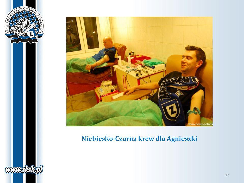 Niebiesko-Czarna krew dla Agnieszki 97