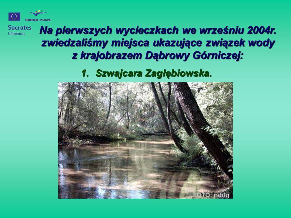 2. Źródła wywierzyskowe w Strzemieszycach. 3. Młyn Freya w Okradzionowie.