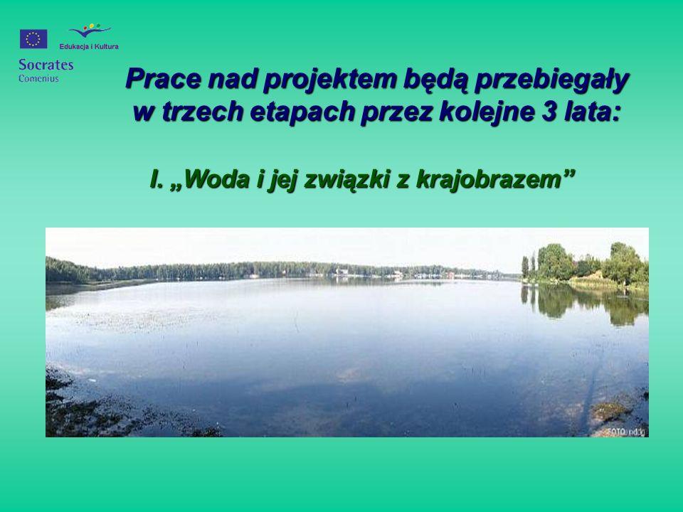 II.Ekosystem wodny: świat roślin i zwierząt II. Ekosystem wodny: świat roślin i zwierząt III.