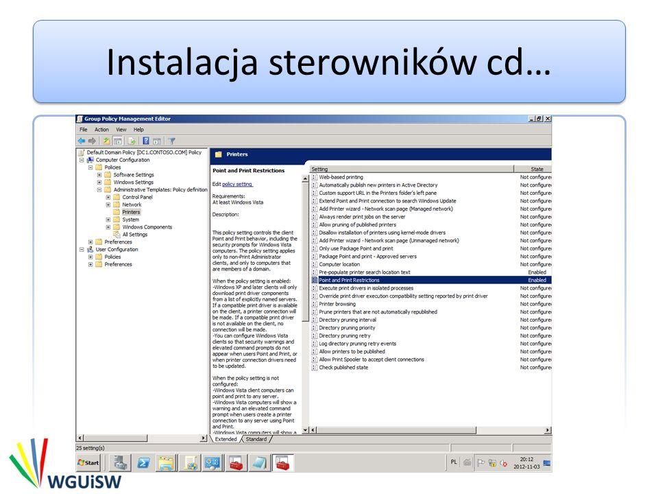 Funkcje Windows 7