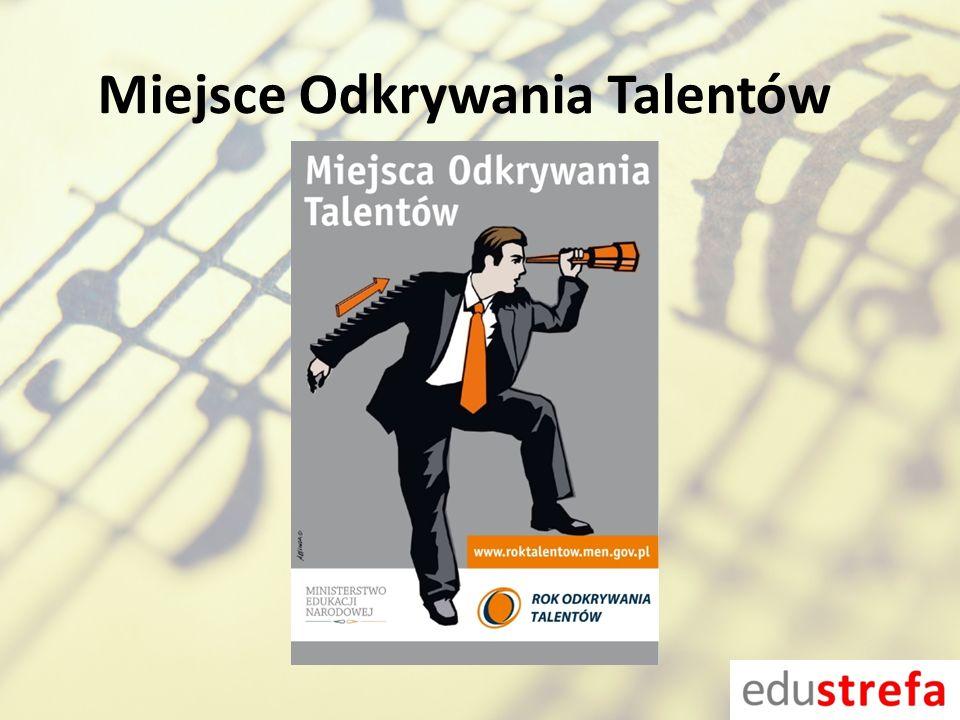 Miejsce Odkrywania Talentów