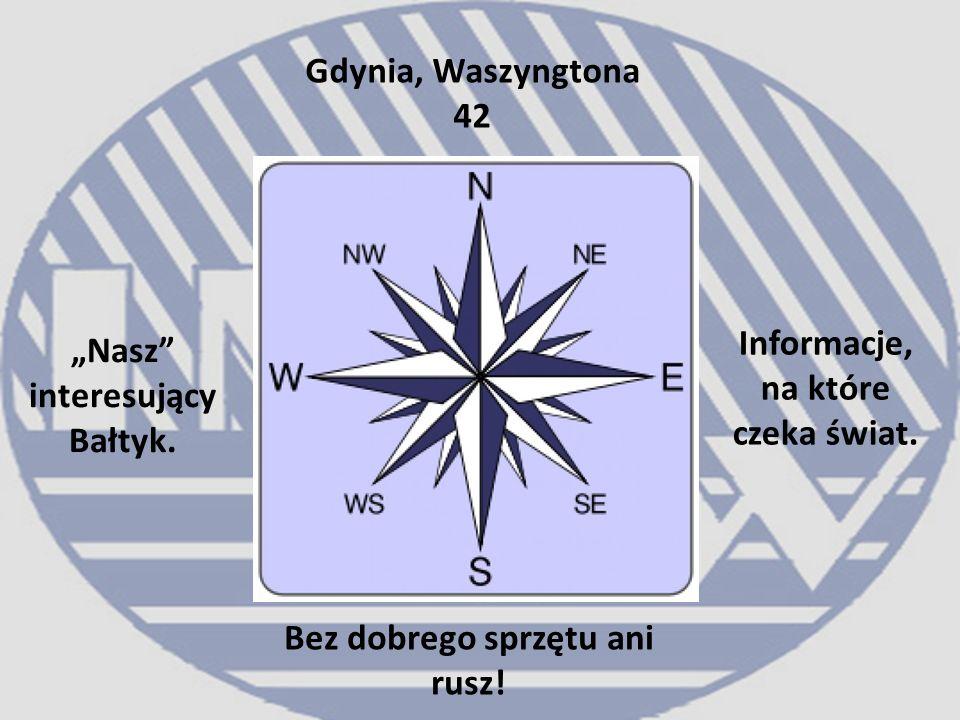 Gdynia, Waszyngtona 42 Informacje, na które czeka świat.