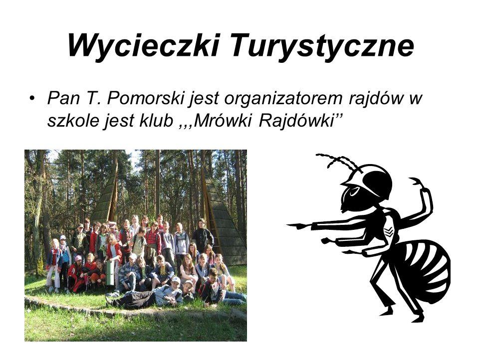Wycieczki Turystyczne Pan T.