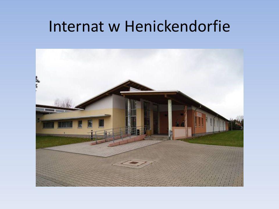 Internat w Henickendorfie