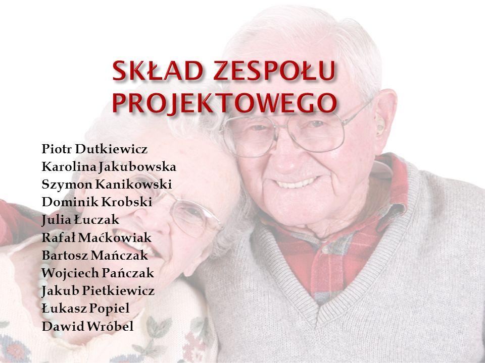 Piotr Dutkiewicz Karolina Jakubowska Szymon Kanikowski Dominik Krobski Julia Łuczak Rafał Maćkowiak Bartosz Mańczak Wojciech Pańczak Jakub Pietkiewicz