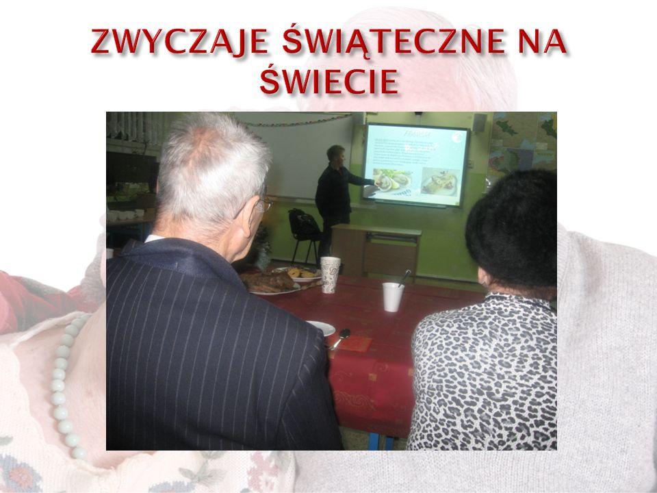 15 maja 2012 r.odbyło się ostatnie spotkanie uczniów z seniorami.