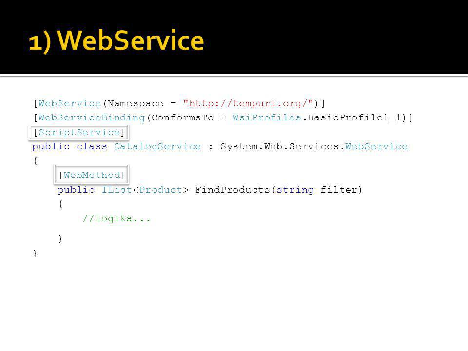 [WebService(Namespace =