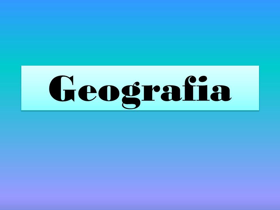 Co to jest geografia .