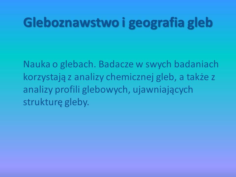 Geologia Nauka o podłożu skalnym, która czerpie informacje głównie z wierceń, odkrywek i odsłonięć geologicznych.
