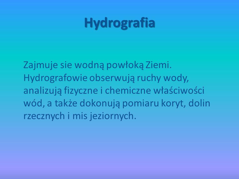 Gleboznawstwo i geografia gleb Nauka o glebach.