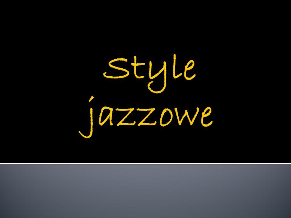Pierwszy ze stylów jazzowych należących do jazzu tradycyjnego, wykształcony ok.