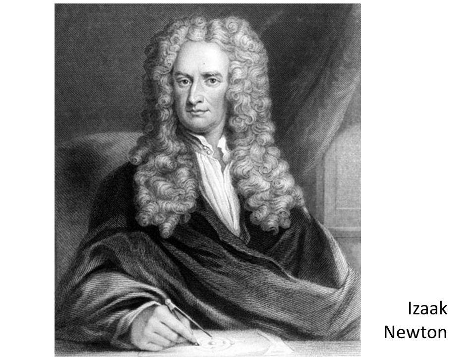 Izaak Newton